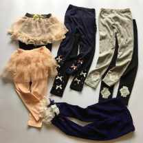 trousers Other / other female 100cm,110cm,120cm 1 no cashmere, 2 no cashmere, 3 black no cashmere, 4 Tibetan blue no cashmere, 5 black no cashmere, 6 black no cashmere, 7 dark blue no cashmere trousers Leggings Leggings Four, five, six, seven