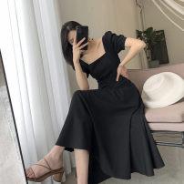 Sling / vest / T-shirt 155(S) 160(M) 165(L) 170(XL) black female Buyido Solid color other Other 100% Summer 2021