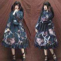 Dress Autumn of 2018 S. L, one size fits all Sweet Lolita