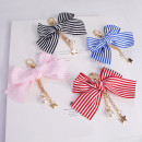 Key buckle My type, my creation Single pink bow [e279] single red bow [E286] single black bow [e290] single blue bow [e288] Red Bow Key Chain [make] Pink Bow Key Chain [make] blue bow key chain [make] Black Bow Key Chain cotton other