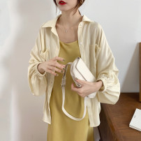 Women's large Spring 2021, summer 2021, autumn 2021 M (recommended 80-100 kg), l (recommended 100-120 kg), XL (recommended 120-135 kg), 2XL (recommended 135-150 kg), 3XL (recommended 150-165 kg), 4XL (recommended 165-180 kg) to ensure that the real object is consistent with the picture Dress commute