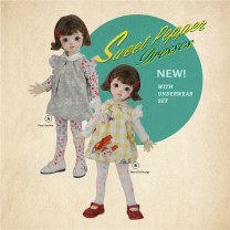 BJD doll zone suit 1/6 Over 8 years old Pre sale Six points (yosd / imda3.0)