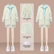 Women's large Summer 2021 Picture color three piece set Large M (recommended weight 80-100 kg) large L (recommended weight 100-120 kg) Large XL (recommended weight 120-140 kg) large 2XL (recommended weight 140-160 kg) large 3XL (recommended weight 160-180 kg) large 4XL (recommended weight 180-200 kg)