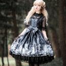 Dress Summer 2020 Black, white Average size 001 (Consumer Electronics) 9206-3