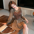 Fashion suit Spring 2021 S,M,L,XL Black, brown 18-25 years old