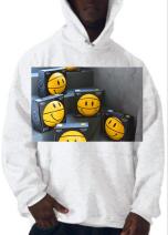Customized sweater No.7