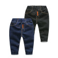 trousers Other / other male Recommended height: 110cm, recommended height: 130cm, recommended height: 110cm, recommended height: 100cm, recommended height: 100cm Denim blue (leather label), black (leather label) spring and autumn trousers leisure time No model Jeans Leather belt middle-waisted Denim