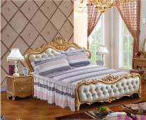 Bed skirt cotton Yellow, dark blue, lake blue, bazaar flower language, green fairyland, urban sentiment, starry grey, flower fragrance, pomelo fragrance, spring warmth, flower bloom, Chuxin, Mr. rabbit, flower leaf, LAN language, spring dawn Other / other Plants and flowers Qualified products