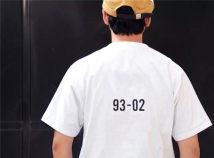 T-shirt Youth fashion White black routine S M L XL 2XL 007 Short sleeve Crew neck standard daily summer