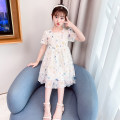 Dress Collection Plus purchase priority delivery white female Bobo goose 110cm 120cm 130cm 140cm 150cm 160cm Other 100% summer Korean version Short sleeve Broken flowers cotton A-line skirt X731 Class B Summer 2021 Chinese Mainland Zhejiang Province Hangzhou
