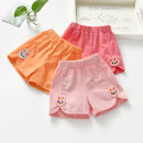 trousers Anemora / Eni Mengmeng female 90cm,100cm,110cm,120cm,130cm,140cm,150cm Pink, yellow, red summer shorts Korean version No model Casual pants Leather belt middle-waisted cotton Don't open the crotch Cotton 90% other 10% J2274 Class B Chinese Mainland Guangdong Province Foshan City