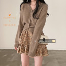 Fashion suit Spring 2021 Average size Cardigan, skirt 18-25 years old 30% and below