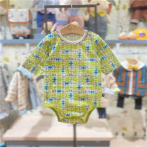 Underwear set 70 for 55 cm, 80 for 65 cm and 90 for 75 cm Cotton 100% other moimoln summer neutral Class A 12 months, under 1 year old, 18 months, 2 years, 3 years old Korean version