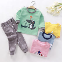 Underwear set 73CM,80CM,90CM,100CM,110CM,120CM,130CM C01,C02,C04,C05,C07,C08,C09,C10,C11,C50,C51,C53,C28,C52,C54,C56,C57,C58,C59,C60,C61,C62,C63,C64 Cotton 100% other Zhaohe female Class A 12 months Expel dampness and absorb sweat