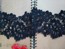 lace White, black, white 2m parcel, black 2m parcel, white 3m to 13m, black 3m to 13m DIY