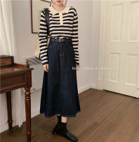 Fashion suit Autumn 2020 S. M, l, average size Skirt 9151, top 7089# 18-25 years old 51% (inclusive) - 70% (inclusive)