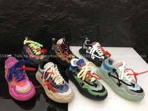 Low top shoes Other / other Cattle hide (except cattle suede) Frenulum Round head Outdoor leisure shoes Netting