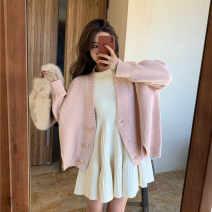 Pajamas / housewear set male Ezrin Average size Blue coat, pink coat, cream dress, black dress, blue dress wool