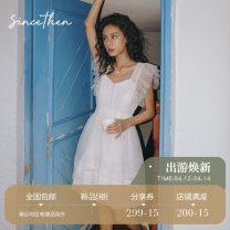Fashion suit Summer 2020 S M L Figure color (spot) figure color (pre-sale 9.27-10.4 delivery) 18-25 years old since then TZ190834 91% (inclusive) - 95% (inclusive) cotton Polyethylene terephthalate (polyester) 100% Pure e-commerce (online only)