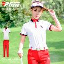 Golf apparel XS,S,M,L,XL female PGM t-shirt