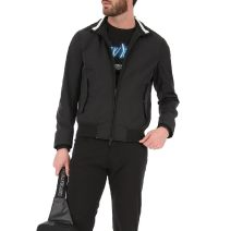 Jacket Other / other Fashion City Black, navy blue 48,50,52,54,56 Self cultivation Other leisure spring