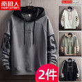 Sweater Youth fashion NGGGN M,L,XL,XXL,XXXL,4XL character Socket routine Hood autumn easy leisure time teenagers tide routine polyester fiber polyester fiber No iron treatment simple style  More than 95%