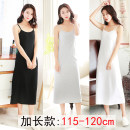 Vest sling Spring 2021 White, black, light grey S,M,L,XL,2XL,3XL singleton  Medium length easy commute camisole Solid color 81% (inclusive) - 90% (inclusive) cotton Y--8--3 Chuanli town 161g / m ^ 2 (including) - 180g / m ^ 2 (including)