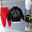 Jacket / leather La Fleur neutral Pure cotton (100% cotton content) Korean version spring and autumn routine nothing Zipper shirt No model Crew neck Cotton 100%