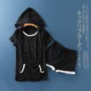 Fashion suit Summer 2021 M-L Orange b-1-10-4, black b-1-10-4, white b-1-10-4, gray b-1-10-4, black and white b-1-10-4, green gray b-1-10-4 Lady Boya