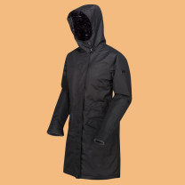 Outdoor casual clothes Eight states QL2021N01Y11R female Black, navy blue 101-200 yuan 8,10,12,14,16,18,20,22,24 other Winter 2020 Long sleeves Winter, spring, autumn Hood Medium length China Urban outdoor polyester fiber