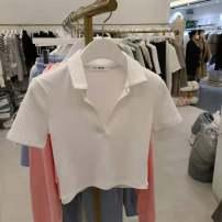 Sweater / sweater Autumn 2020 A. B, purchasing goods do not accept single rational consumption, C, D, e, off shoulder long sleeve, blue skirt, yellow skirt, grey skirt, black skirt Average size