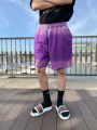 Casual pants Other Youth fashion Shorts (up to knee) easy Other leisure spring orange One size fits all