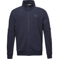 Sports jacket / jacket Guirenniao male 2XL(185/100A),3XL(190/104A),L(175/92A),M(170/88A),S(165/84A),XL(180/96A),XS(160/80A) -2 new dark blue, - 3 Black Lapel zipper Brand logo Sports & Leisure wear-resisting Fashion sports