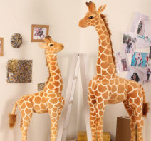 Plush cloth toys 2 years old, 3 years old, 4 years old, 5 years old, 6 years old Other / other Plush Cushion / pillow PP cotton domestic 20190428001H 20190428001H neutral Chinese Mainland giraffe 90-100cm,110-120cm,130-140cm