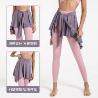 Sports pants / shorts female Average size Black, iron blue, silvery green, moonstone, pink wax, brown red, ice grey, taro purple fa21220dq G. Limitrock / polar rock shorts Spring 2021 Quick drying, ultra light and breathable Tightness