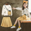 Dress female Other / other 110 (recommended height of 1m), 120 (recommended height of 1m), 130 (recommended height of 1m), 140 (recommended height of 1m), 150 (recommended height of 1m), 160 (recommended height of 1m) Cotton 100% spring and autumn princess Long sleeves other other