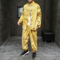 Tang costume Ben Rosen Gold Black M L XL 2XL 3XL 4XL 5XL spring 21TZ311C29 youth leisure time Animal design