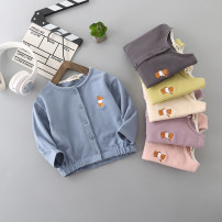Plain coat It's more interesting than that neutral Clothing label 90 for height 75-80cm clothing label 100 for height 80-85cm clothing label 110 for height 85-90cm clothing label 120 for height 90-95cm clothing label 130 for height 95-105cm No season Single breasted No model routine nothing cotton
