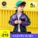 Plain coat AB (mother infant) male 110cm 120cm 130cm 140cm 150cm 160cm Decor spring and autumn leisure time Zipper shirt There are models in the real shooting routine nothing other Lapel T-A211-010710 Polyester 100% Class C Spring 2021