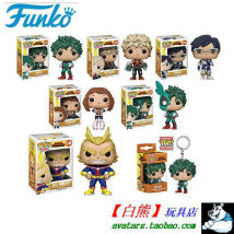Doll / Ornament / hardware doll Purchasing agent 247: Green Valley comes out for a long time 248: olmett 249: super power wins 250: rice field 251: Li RI Yu Cha Zi comic Japan Boxed - authentic (overseas purchasing - waiting) pvc  My hero College Collect tabletop ornaments and car ornaments FUNKO