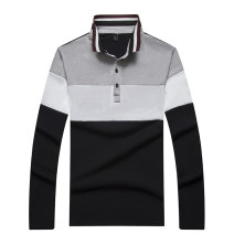 Polo shirt Other / other Fashion City routine Red, gray M,L,XL,2XL easy Other leisure Four seasons Long sleeves