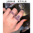 Ring / ring Alloy / silver / gold 30-39.99 yuan JODIE STYLE brand new goods in stock female Fresh out of the oven