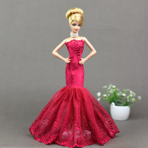 Doll / accessories 2, 3, 4, 5, 6, 7, 8, 9, 10, 11, 12, 13, 14, and over 14 years old parts Other / other China < 14 years old other parts Fashion cloth other clothing