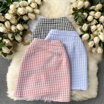 skirt Spring 2021 S,M,L Blue, black, pink Short skirt commute High waist A-line skirt other Type A 18-24 years old 31% (inclusive) - 50% (inclusive) other other Korean version