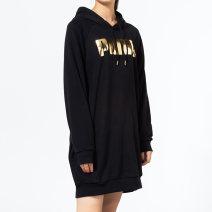 Sports dress 58177001*- female Puma / puma 58177001 / new product launched XS (adult) s (adult) m (adult) l (adult) XL (adult) 2XL (adult) Winter of 2019 Long sleeves Socket ventilation Hood Brand logo yes Sports & Leisure