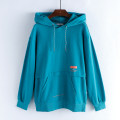Sweater Youth fashion Others 170,175,180,185,165 Solid color Socket routine Hood easy routine Drawstring