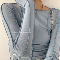 Women's large Autumn 2020 S M L XL XXL Knitwear / cardigan singleton  commute Socket Korean version Su Mengqing 18-24 years old Other 100% Exclusive payment of tmall