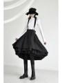 skirt Winter 2020 S,M,L black