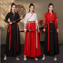 National costume / stage costume Winter 2020 S M L XL XXL XXL XXL large XXL Chivalrous Phoenix Meitiyale 18-25 years old Triacetate fiber (triacetate fiber) 100% polyester fiber Pure e-commerce (online only)