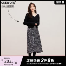 Dress Winter 2020 Top and skirt 155/80A/XS 160/84A/S 165/88A/M Middle-skirt High waist Broken flowers A-line skirt 25-29 years old Type A one more A1SAA411181-403604 More than 95% other other Other 100% Same model in shopping mall (sold online and offline)